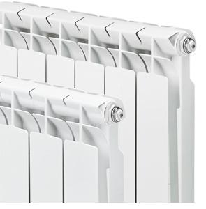 биметаллические радиаторы TENRAD